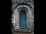 �Glenveagh Castle Door� Glenveagh National Park County Donegal Ireland